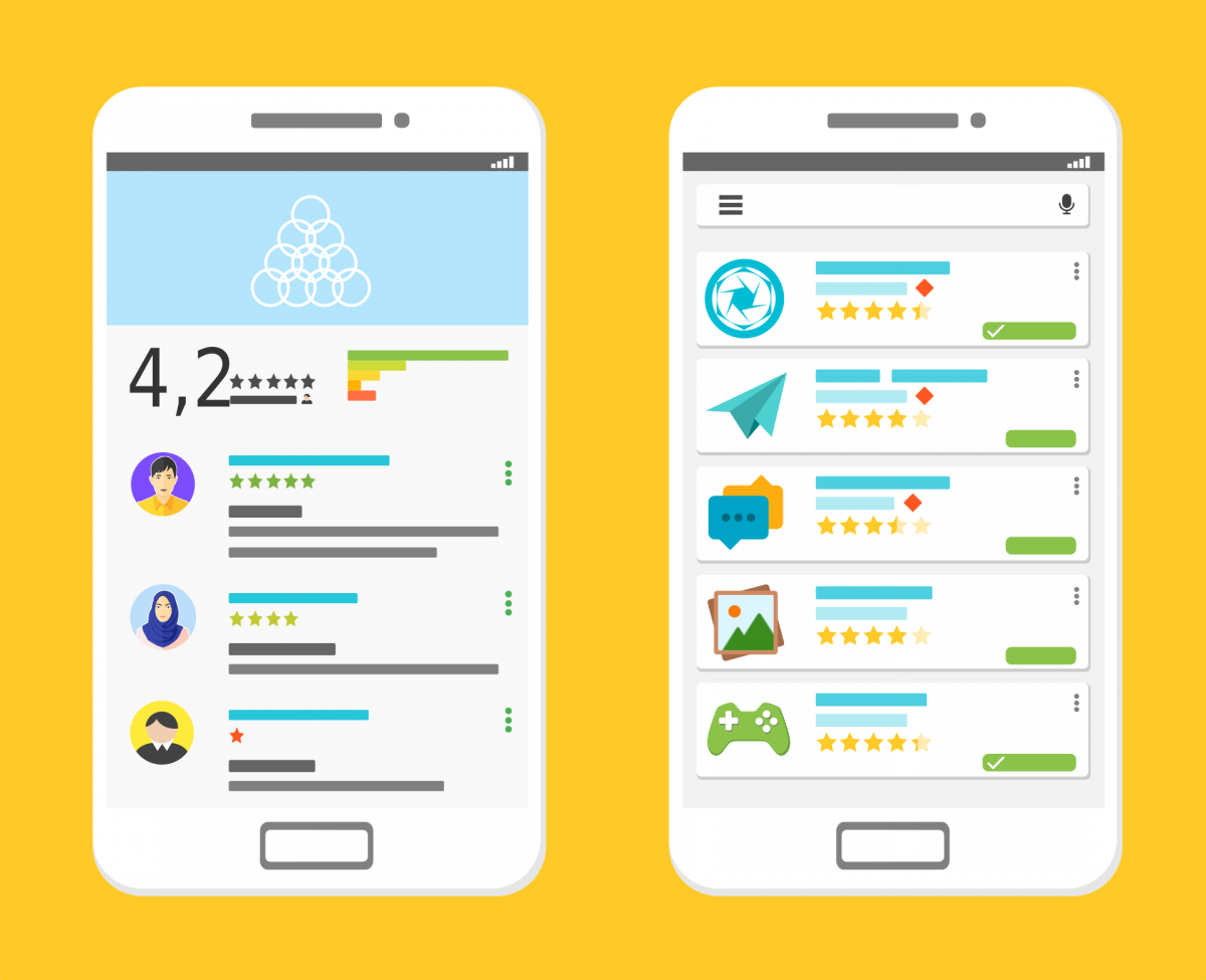 Prototype Wireframes - UI Mockups for Websites and mobile apps